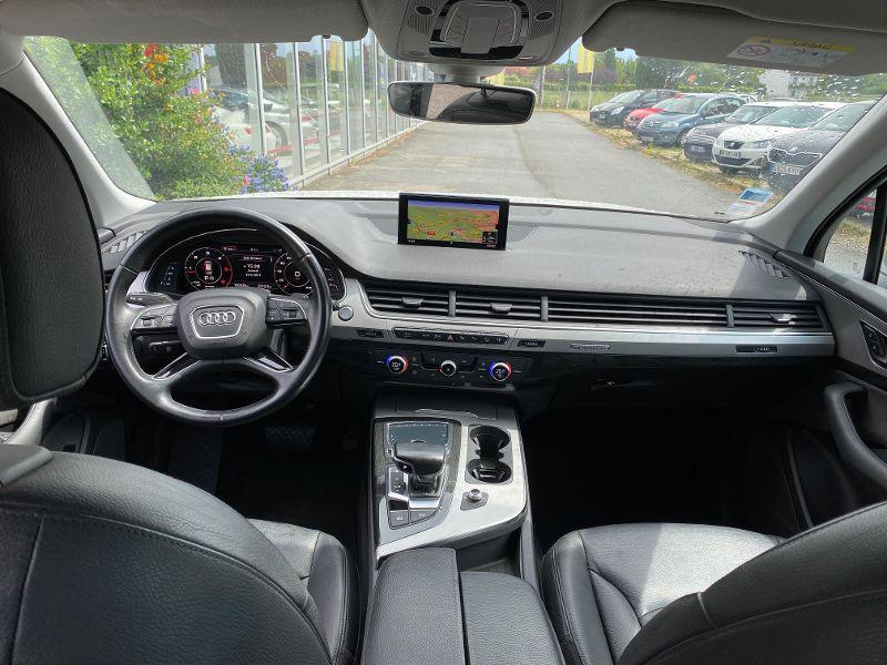 Photo 6 de l'offre de AUDI Q7 3.0 V6 TDI 218ch ultra clean diesel Ambition Luxe quattro Ti à 28990€ chez AA automobiles