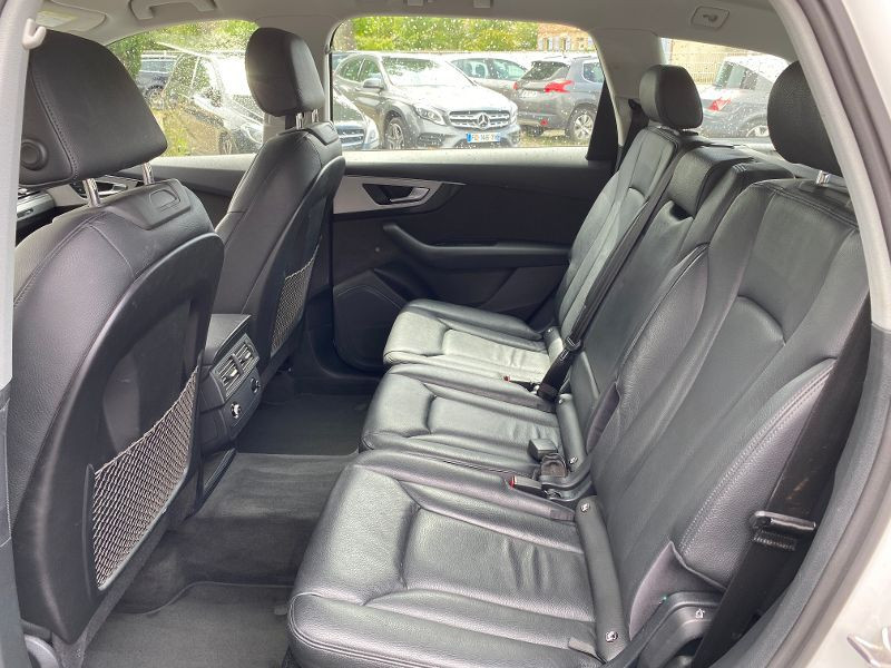 Photo 5 de l'offre de AUDI Q7 3.0 V6 TDI 218ch ultra clean diesel Ambition Luxe quattro Ti à 28990€ chez AA automobiles