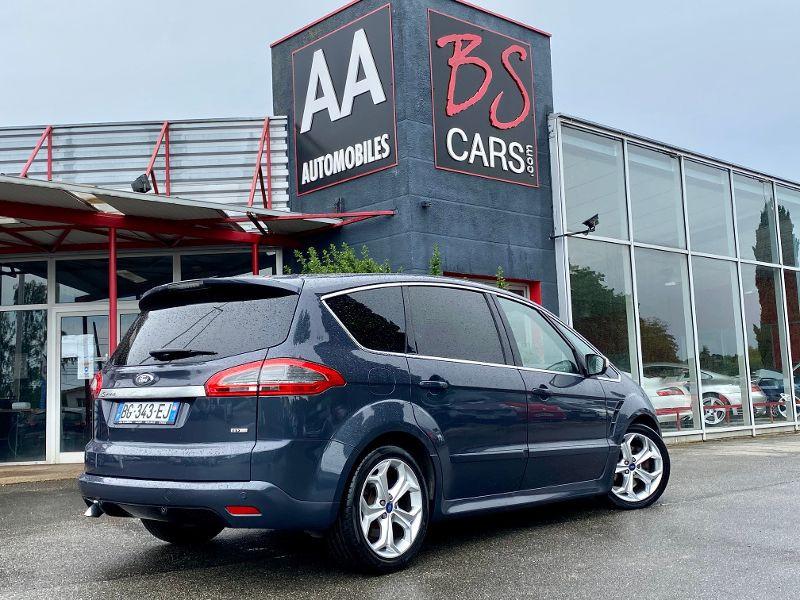 Photo 2 de l'offre de FORD S-max 2.0 TDCi 163ch FAP Sport Edition 7 places à 7990€ chez AA automobiles