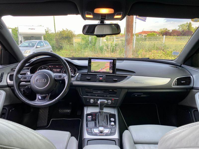 Photo 6 de l'offre de AUDI A6 Allroad Quattro 3.0 BiTDI 313ch Avus quattro Tiptronic à 14490€ chez AA automobiles
