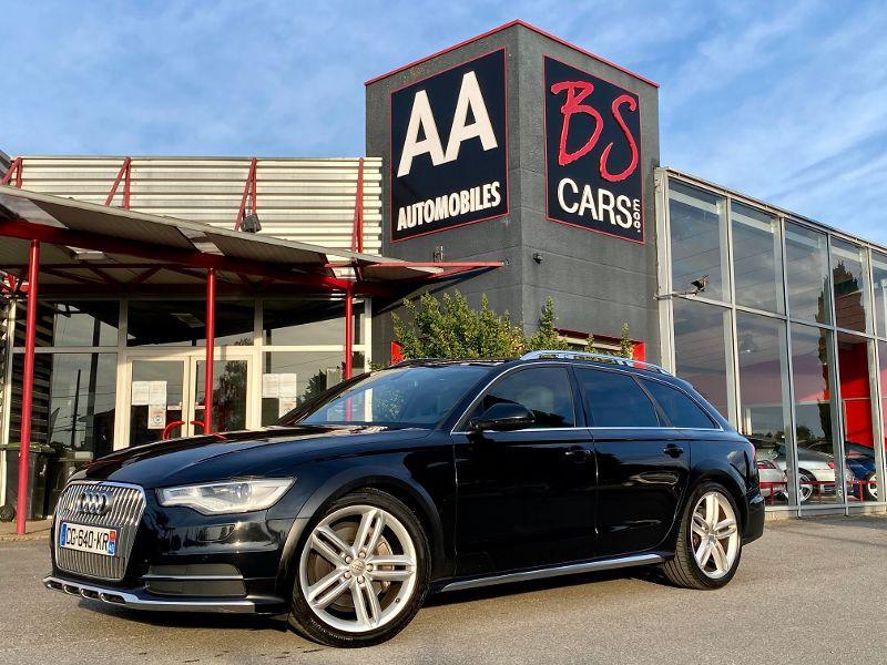 Audi A6 Allroad Quattro 3.0 BiTDI 313ch Avus quattro Tiptronic Diesel Noir Occasion à vendre