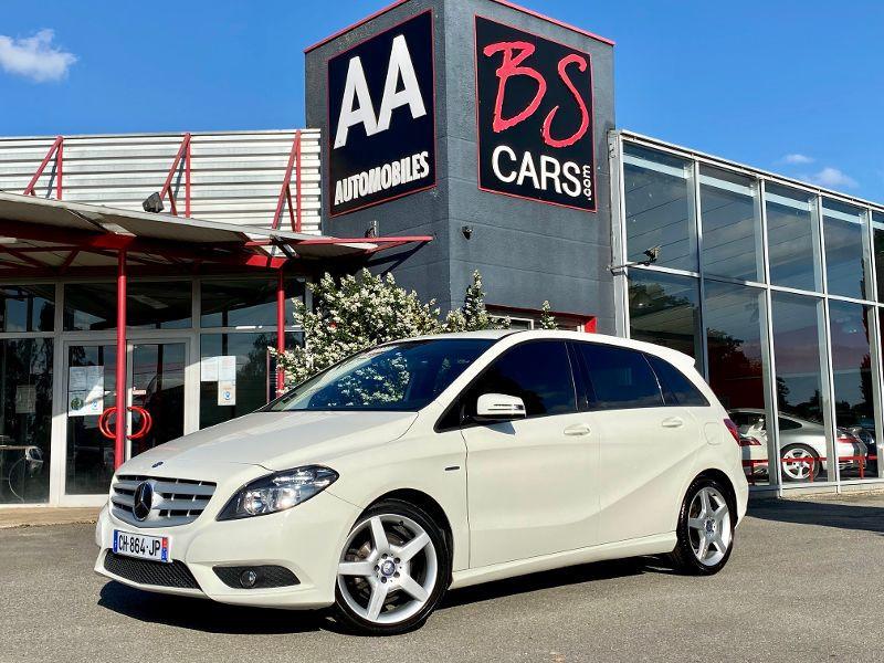 Mercedes-Benz Classe B 180 180 BE Design Essence Blanc Occasion à vendre