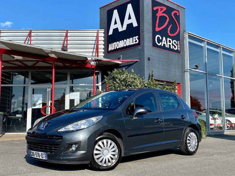 Photo 1 de l'offre de PEUGEOT 207 1.4 HDi70 Active 5p à 5490€ chez AA automobiles