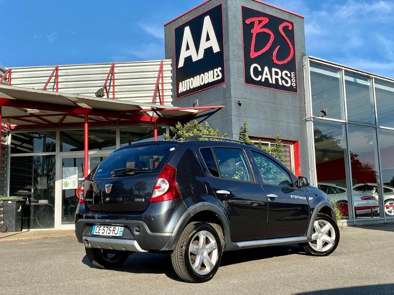 Photo 2 de l'offre de DACIA Sandero 1.5 Blue dCi 95ch Stepway à 4790€ chez AA automobiles