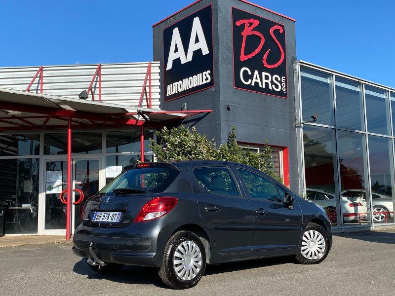 Photo 2 de l'offre de PEUGEOT 207 1.4 HDi70 Active 5p à 5490€ chez AA automobiles