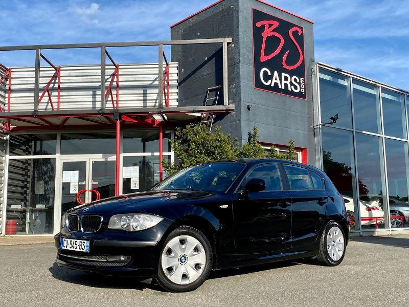 Bmw 116 116d 115ch Edition 5p Diesel Noir Occasion à vendre