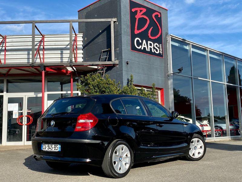 Photo 2 de l'offre de BMW 116 116d 115ch Edition 5p à 5990€ chez AA automobiles