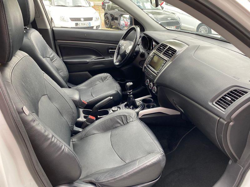Photo 4 de l'offre de MITSUBISHI ASX 1.8 DI-D 150ch Instyle 4WD à 8990€ chez AA automobiles