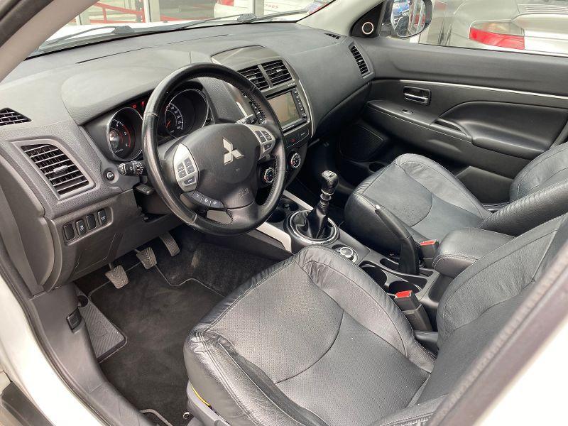 Photo 3 de l'offre de MITSUBISHI ASX 1.8 DI-D 150ch Instyle 4WD à 8990€ chez AA automobiles