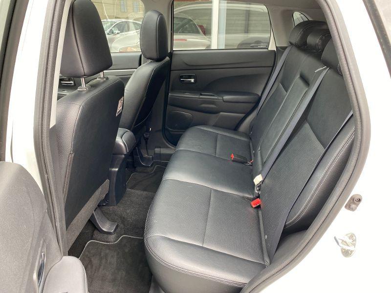 Photo 5 de l'offre de MITSUBISHI ASX 1.8 DI-D 150ch Instyle 4WD à 8990€ chez AA automobiles