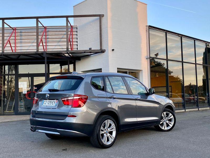 Photo 2 de l'offre de BMW X3 xDrive30dA 258ch Luxe à 17990€ chez AA automobiles