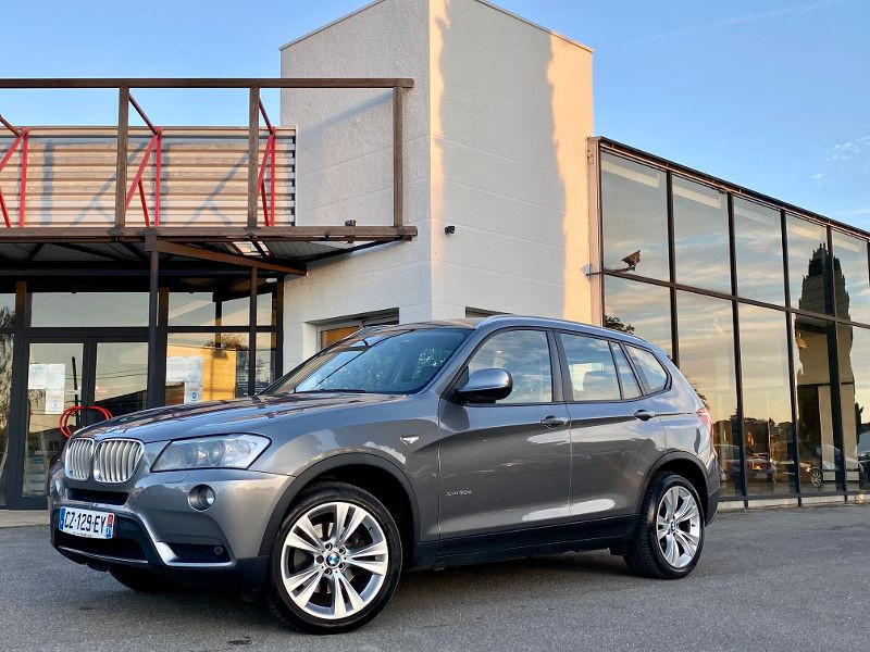 Photo 1 de l'offre de BMW X3 xDrive30dA 258ch Luxe à 17990€ chez AA automobiles
