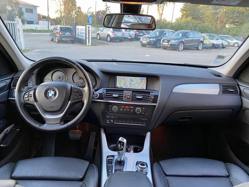 Photo 6 de l'offre de BMW X3 xDrive30dA 258ch Luxe à 17990€ chez AA automobiles