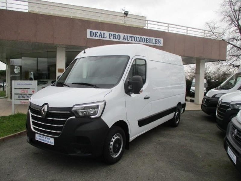 Renault MASTER III FG L2H2 DCI 135CH Diesel BLANC Occasion à vendre