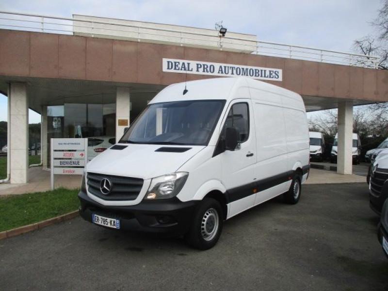Photo 1 de l'offre de MERCEDES-BENZ SPRINTER FG 311 CDI 37S 3T2 E6 à 21480€ chez Deal pro automobiles