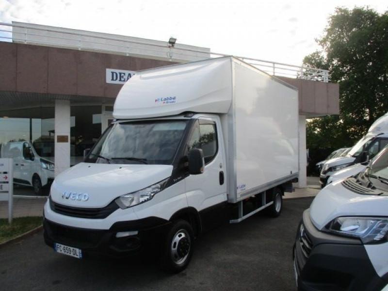 Iveco DAILY CCB 35C16 EMPATTEMENT 3000 Diesel BLANC Occasion à vendre