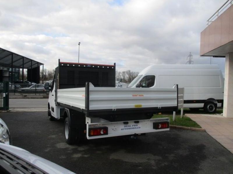 Photo 5 de l'offre de RENAULT MASTER III BENNE R3500RJ L3 2.3 DCI 145CH ENERGY +COFFRE CONFORT EUROVI à 37900€ chez Deal pro automobiles