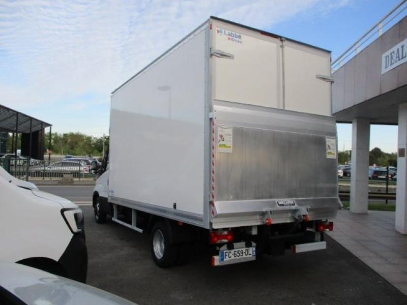 Photo 6 de l'offre de IVECO DAILY CCB 35C16 CAISSE 20 M3+HAYON à 36900€ chez Deal pro automobiles