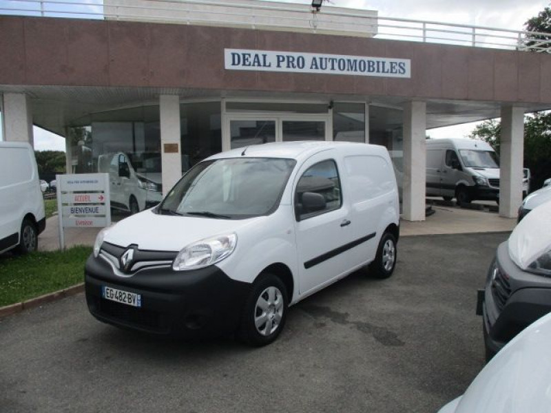 Renault KANGOO II EXPRESS 1.5 DCI 75CH ENERGY CONFORT EURO6 Diesel BLANC Occasion à vendre