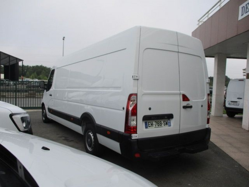 Photo 6 de l'offre de RENAULT MASTER III FG R3500 L4H2 2.3 DCI 165CH ENERGY GRAND CONFORT EUROVI à 25900€ chez Deal pro automobiles