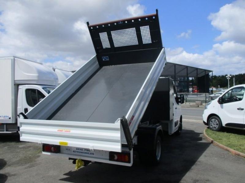 Photo 7 de l'offre de RENAULT MASTER III BENNE R3500RJ L3 2.3 DCI 145CH ENERGY +COFFRE CONFORT EUROVI à 38900€ chez Deal pro automobiles