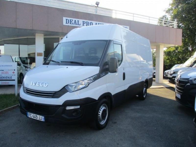 Iveco DAILY FG 35S14V12 HI-MATIC Diesel BLANC Occasion à vendre