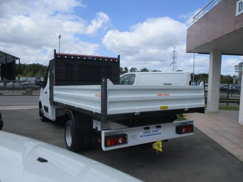 Photo 5 de l'offre de RENAULT MASTER III BENNE R3500RJ L3 2.3 DCI 145CH ENERGY +COFFRE CONFORT EUROVI à 38900€ chez Deal pro automobiles