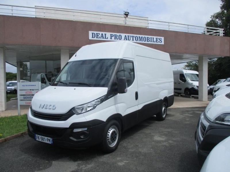 Photo 1 de l'offre de IVECO DAILY FG 35S14 V12 à 28900€ chez Deal pro automobiles