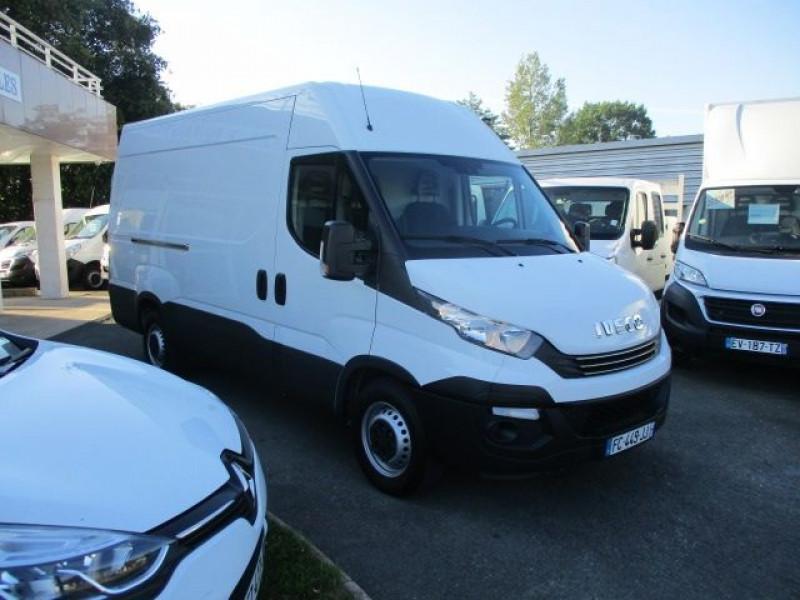 Photo 8 de l'offre de IVECO DAILY FG 35S14V12 HI-MATIC à 28900€ chez Deal pro automobiles