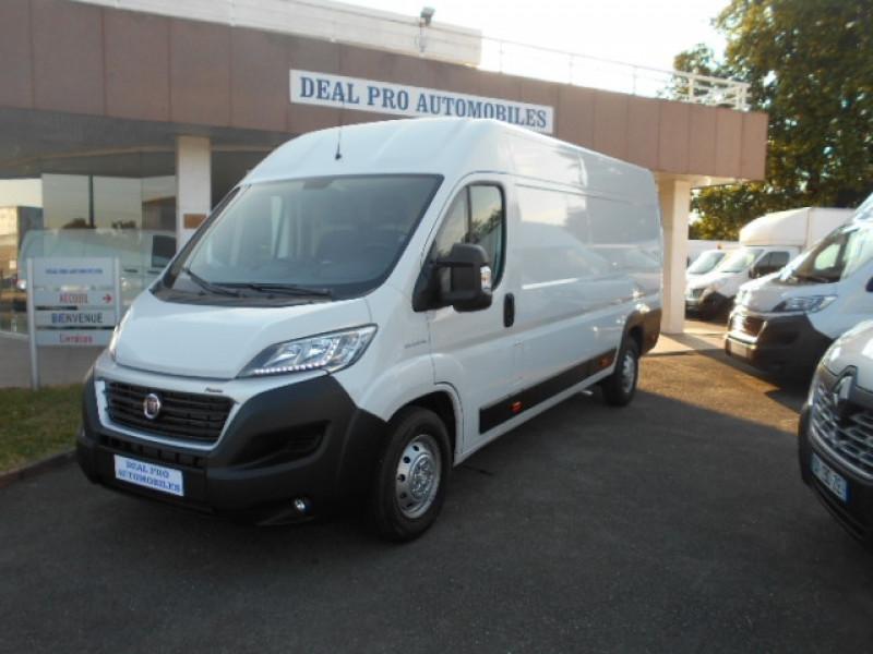 Fiat DUCATO FG 3.5 MAXI XL H2 2.3 MULTIJET 180CH PACK PRO NAV Diesel BLANC Occasion à vendre
