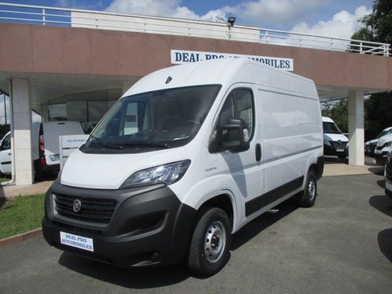 Fiat DUCATO FG 3.3 MH2 2.3 MULTIJET 120CH PRO LOUNGE Diesel BLANC Occasion à vendre
