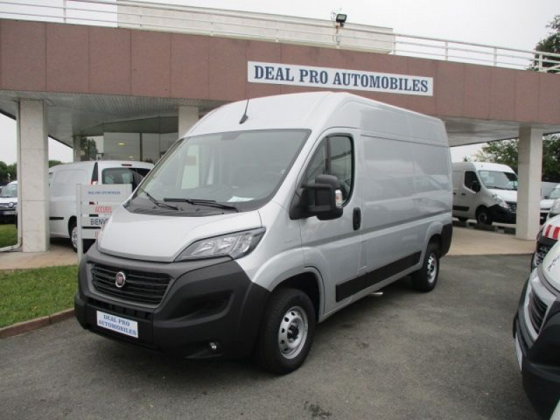 Fiat DUCATO FG 3.3 MH2 2.3 MULTIJET 140CH PRO LOUNGE Diesel GRIS Occasion à vendre