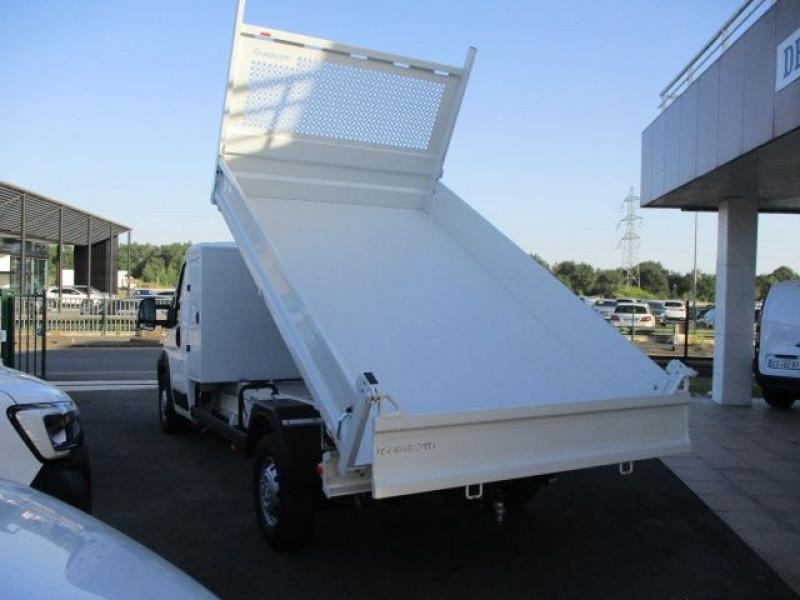 Photo 7 de l'offre de PEUGEOT BOXER BENNE 435 L3 2.2 BLUEHDI 165 S&S à 37900€ chez Deal pro automobiles