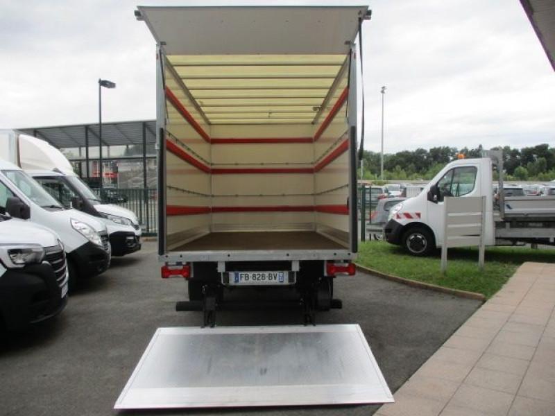 Photo 3 de l'offre de IVECO DAILY CCB 35C16 CAISSE 20M3+HAYON à 36900€ chez Deal pro automobiles