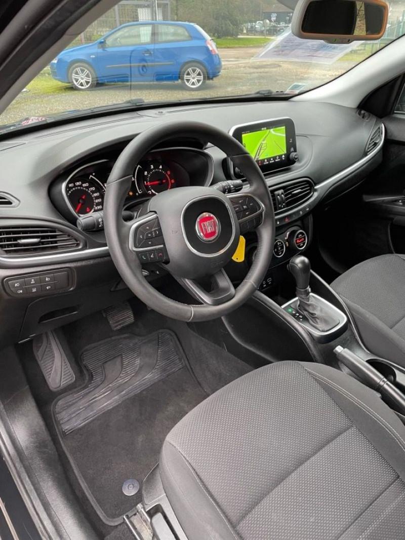 Photo 6 de l'offre de FIAT TIPO 1.6 MULTIJET 120CH BUSINESS S/S DCT 5P à 11990€ chez Jeammet automobiles