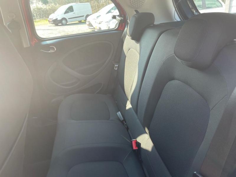 Photo 13 de l'offre de SMART FORFOUR 71CH PASSION à 9990€ chez Jeammet automobiles