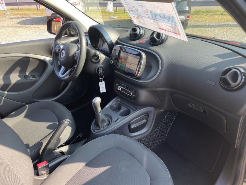 Photo 7 de l'offre de SMART FORFOUR 71CH PASSION à 9990€ chez Jeammet automobiles