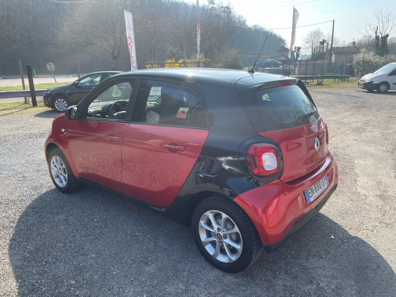Photo 4 de l'offre de SMART FORFOUR 71CH PASSION à 9990€ chez Jeammet automobiles