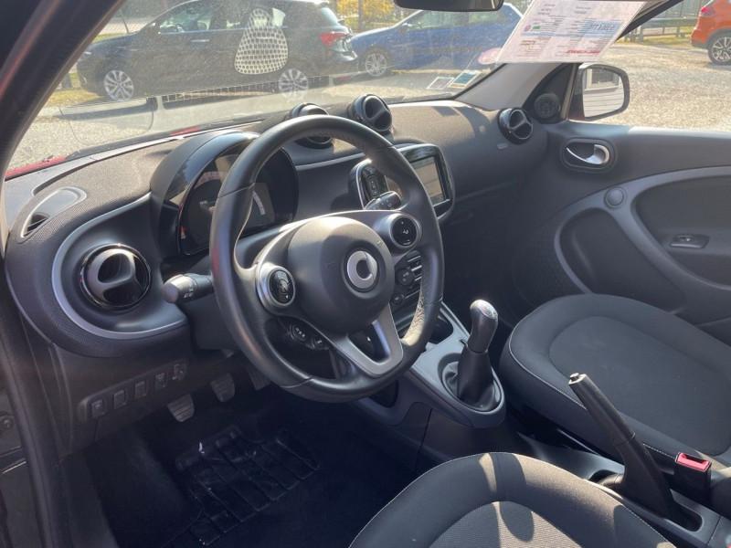 Photo 6 de l'offre de SMART FORFOUR 71CH PASSION à 9990€ chez Jeammet automobiles