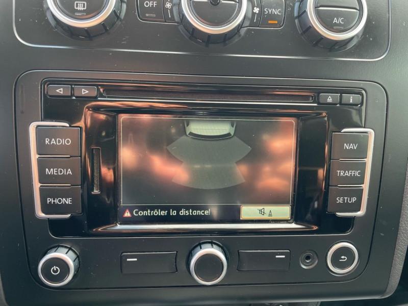 Photo 9 de l'offre de VOLKSWAGEN TOURAN 2.0 TDI 140CH BLUEMOTION TECHNOLOGY FAP CONFORTLINE DSG6 à 10290€ chez Jeammet automobiles