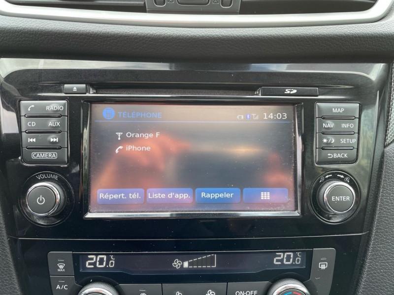 Photo 10 de l'offre de NISSAN X-TRAIL 1.6 DCI 130CH N-CONNECTA XTRONIC EURO6 à 17990€ chez Jeammet automobiles