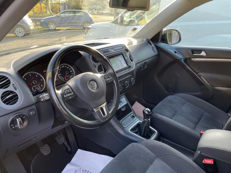 Photo 6 de l'offre de VOLKSWAGEN TIGUAN 2.0 TDI 150CH BLUEMOTION TECHNOLOGY FAP SPORTLINE BUSINESS à 15490€ chez Jeammet automobiles