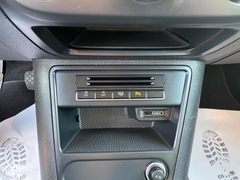 Photo 12 de l'offre de VOLKSWAGEN TIGUAN 2.0 TDI 150CH BLUEMOTION TECHNOLOGY FAP SPORTLINE BUSINESS à 15490€ chez Jeammet automobiles