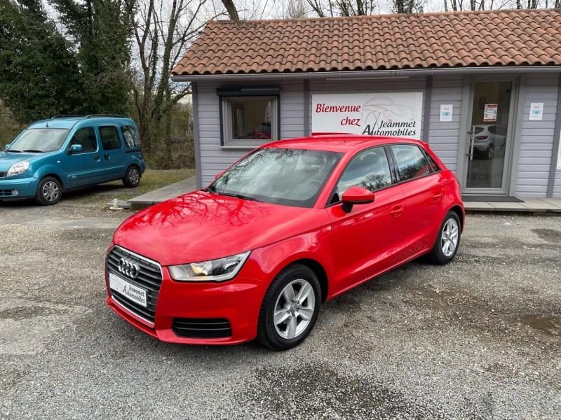 Audi A1 SPORTBACK 1.4 TDI 90CH ULTRA BUSINESS LINE S TRONIC 7 Diesel ROUGE Occasion à vendre
