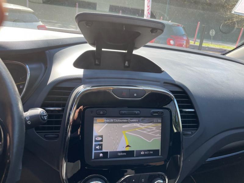 Photo 10 de l'offre de RENAULT CAPTUR 1.2 TCE 120CH INTENS EDC à 9990€ chez Jeammet automobiles