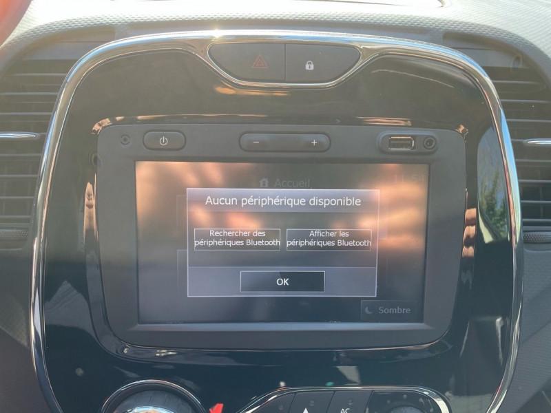 Photo 9 de l'offre de RENAULT CAPTUR 1.2 TCE 120CH INTENS EDC à 9990€ chez Jeammet automobiles