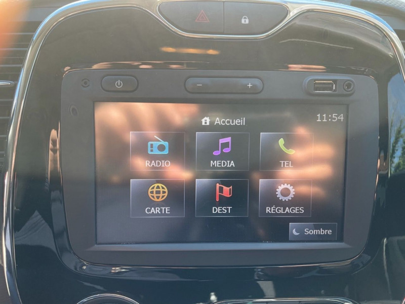 Photo 11 de l'offre de RENAULT CAPTUR 1.2 TCE 120CH INTENS EDC à 9990€ chez Jeammet automobiles
