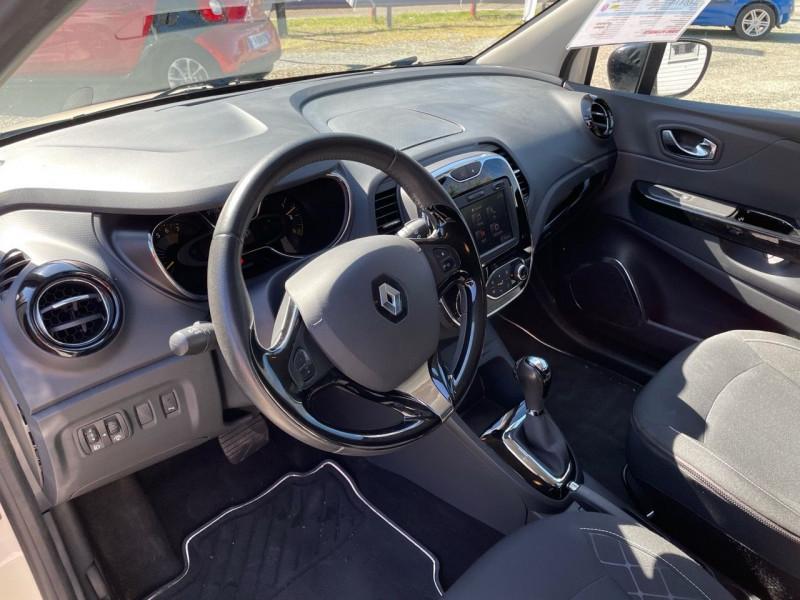 Photo 6 de l'offre de RENAULT CAPTUR 1.2 TCE 120CH INTENS EDC à 9990€ chez Jeammet automobiles