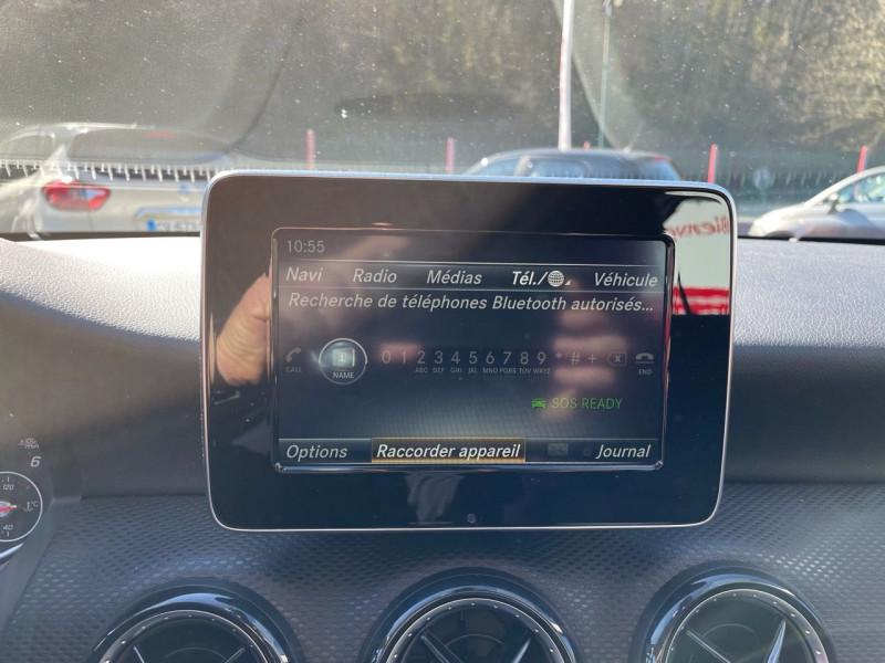 Photo 10 de l'offre de MERCEDES-BENZ CLASSE A (W176) 200 D BUSINESS 7G-DCT à 19990€ chez Jeammet automobiles