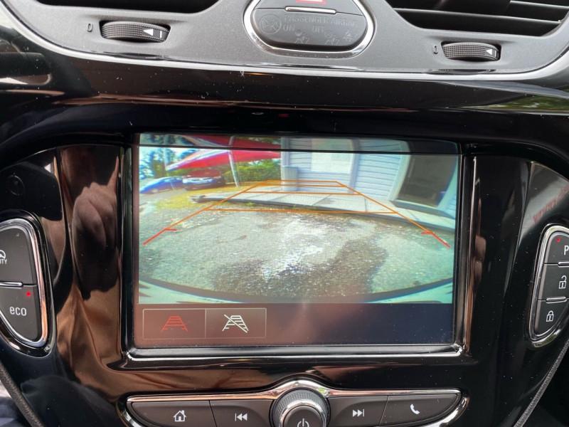 Photo 8 de l'offre de OPEL CORSA 1.4 TURBO 100CH BLACK EDITION START/STOP 5P à 11490€ chez Jeammet automobiles